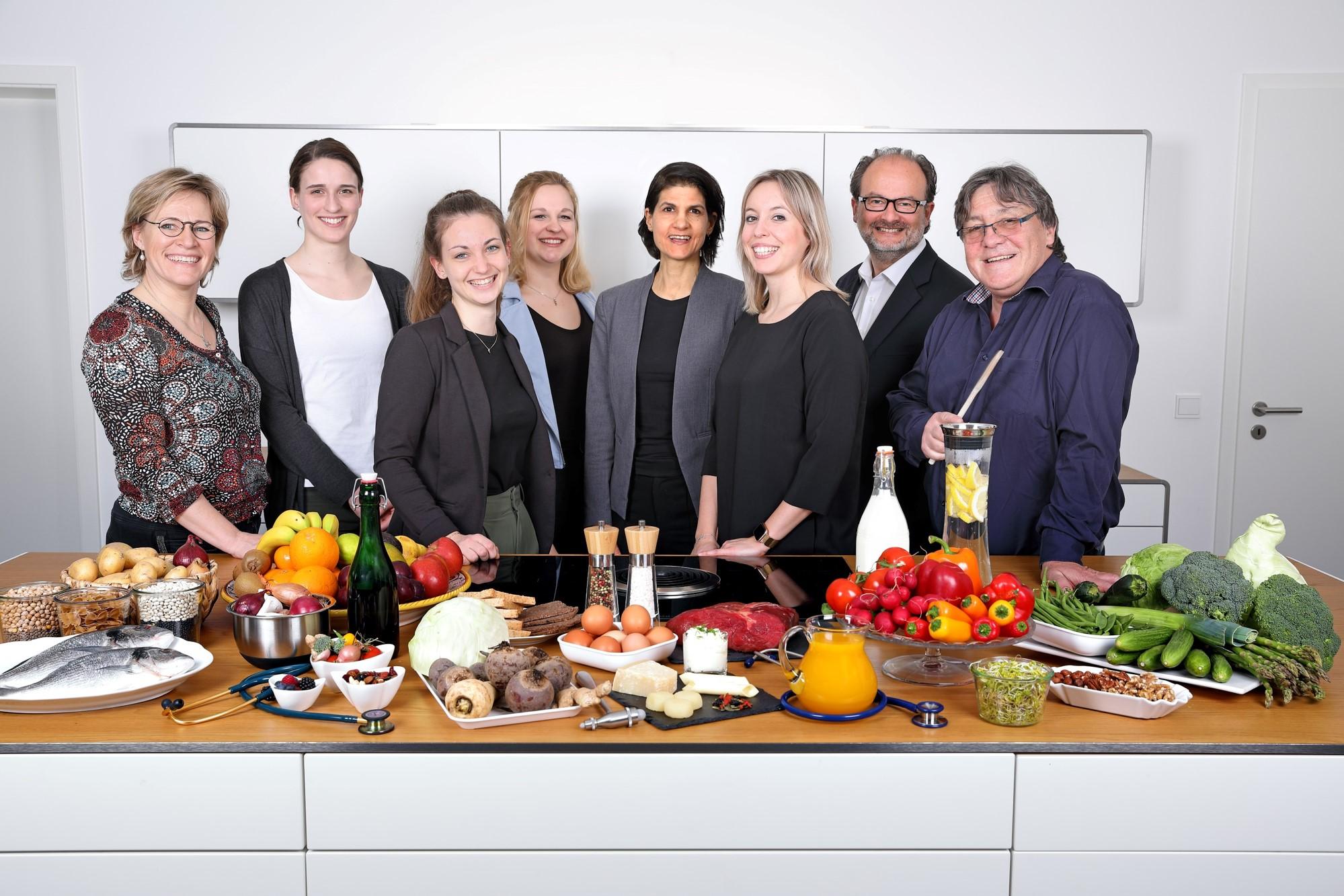 Projektteam Culinary Medicine
